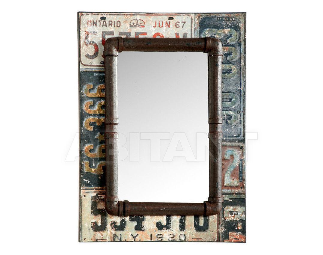 Купить Зеркало настенное Dialma Brown Mobili DB002452