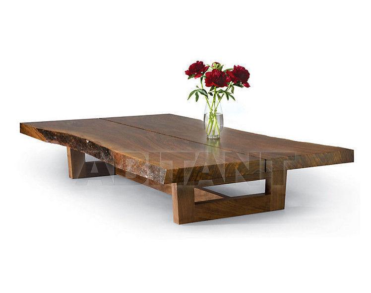Купить Столик журнальный Altura Furniture 2013 Duette Coffee 48'x28' / LIVE EDGE
