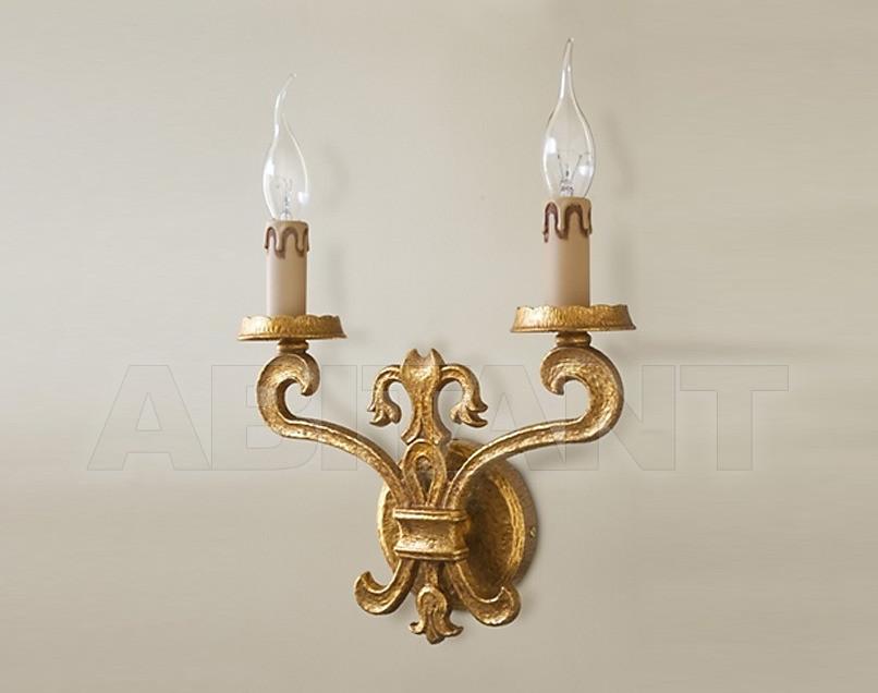 Купить Светильник настенный Due Effe lampadari Applique Medioevo A-2/L