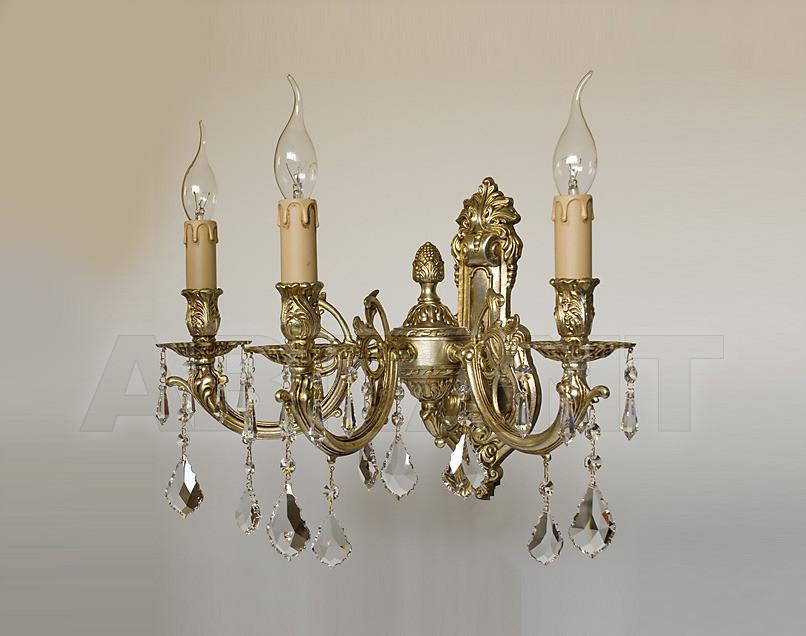 Купить Светильник настенный Due Effe lampadari Applique 342 Special A-3/L