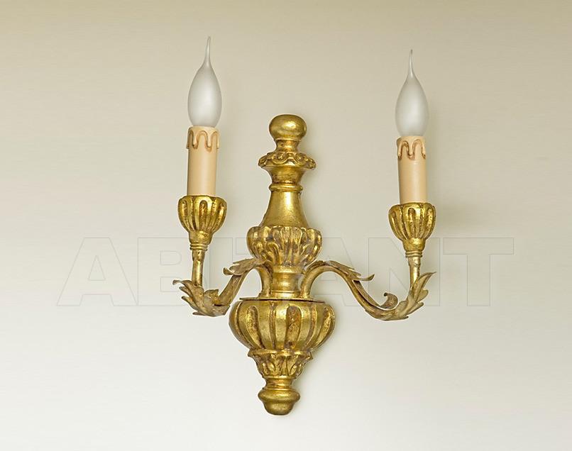 Купить Светильник настенный Due Effe lampadari Applique 3004 A-2/L