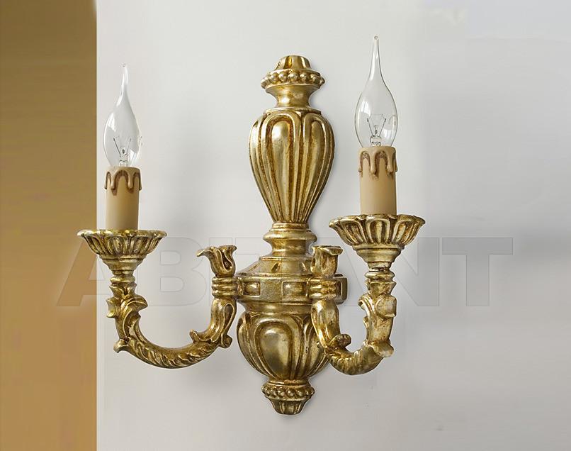 Купить Светильник настенный Due Effe lampadari Applique Bacelli A-2/L