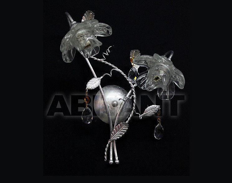 Купить Светильник настенный Due Effe lampadari Applique Filo Treccia A-2/L