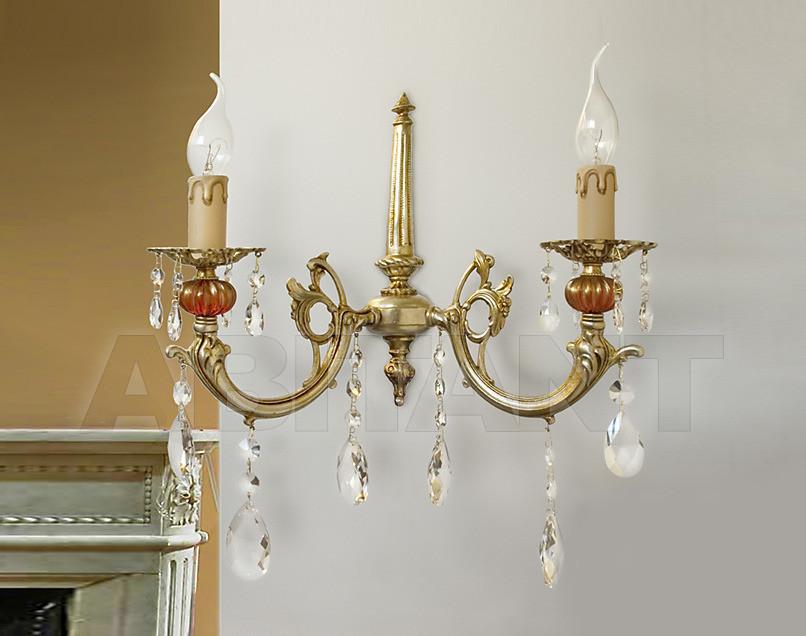 Купить Светильник настенный Due Effe lampadari Applique Musa A-2/L