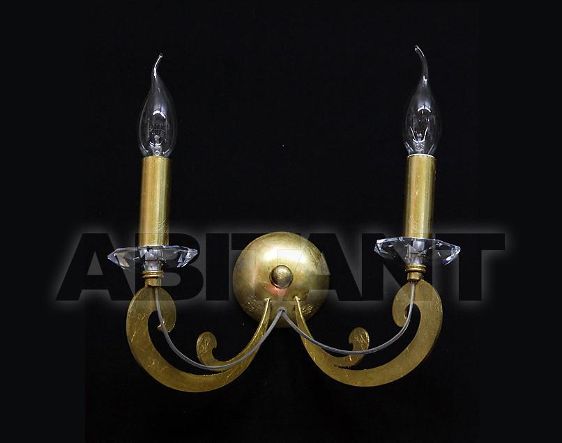 Купить Светильник настенный Due Effe lampadari Applique Vittoria A-2/L