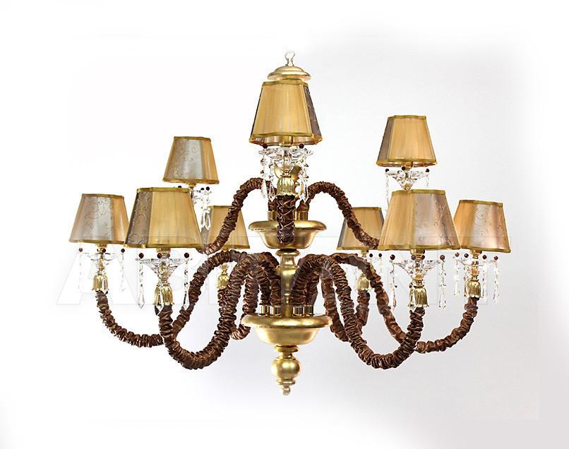 Купить Люстра Due Effe lampadari Lampadari Zurigo/6+3L