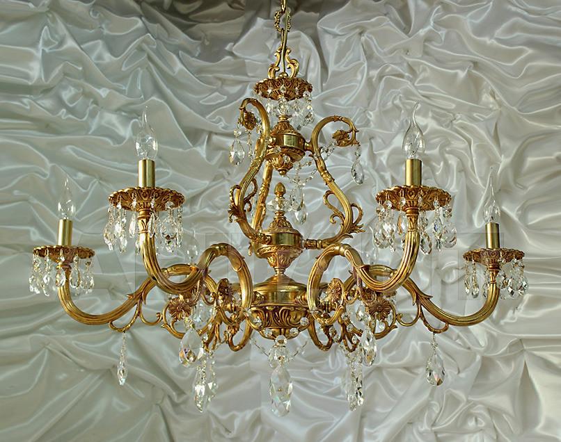 Купить Люстра Due Effe lampadari Lampadari Elisabeth/6L