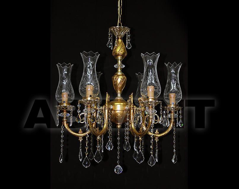 Купить Люстра Due Effe lampadari Lampadari Impero Miriam/6L baccarat