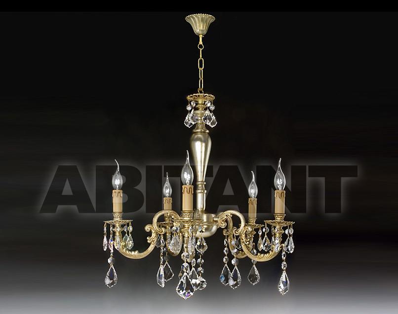 Купить Люстра Due Effe lampadari Lampadari Renzo/5L 2