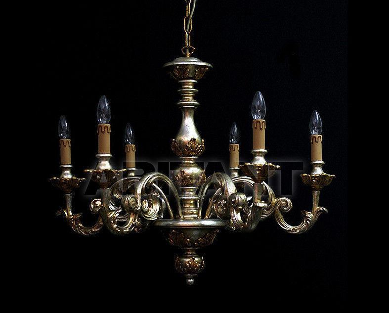 Купить Люстра Due Effe lampadari Lampadari 3000/6L 3