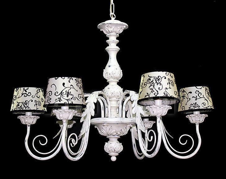 Купить Люстра Due Effe lampadari Lampadari 3000-bis/6L con paralumi