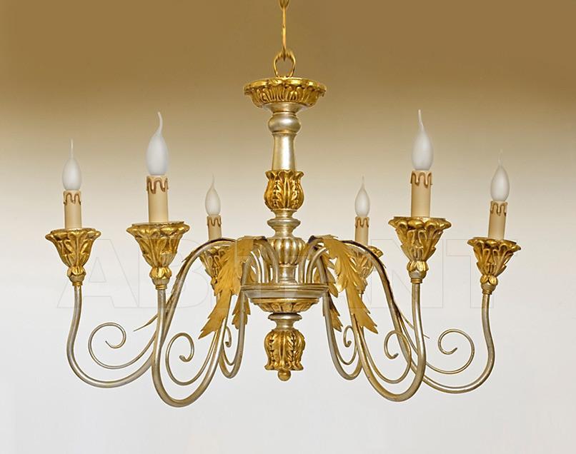 Купить Люстра Due Effe lampadari Lampadari 3001-bis/6L