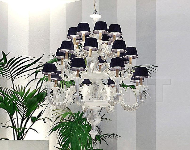 Купить Люстра Due Effe lampadari Lampadari 3002/8+8+8L 2
