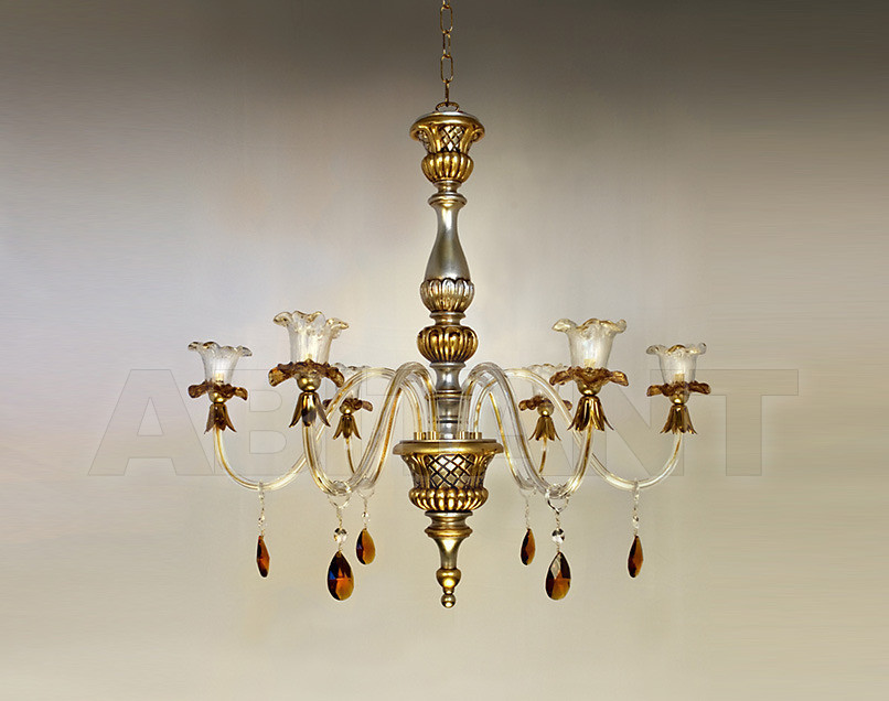 Купить Люстра Due Effe lampadari Lampadari Persia Cristallo/6L