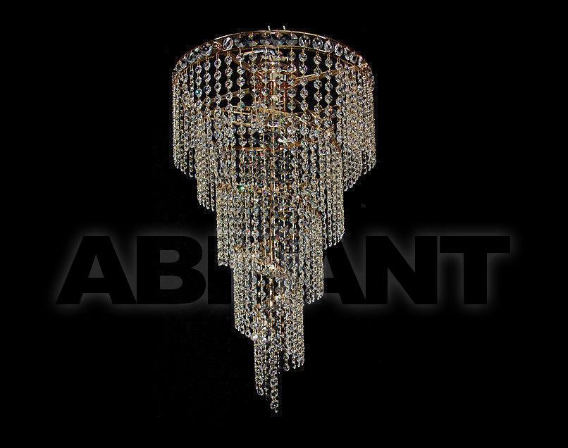 Купить Люстра Due Effe lampadari Plafoniere Spirale plaf 40