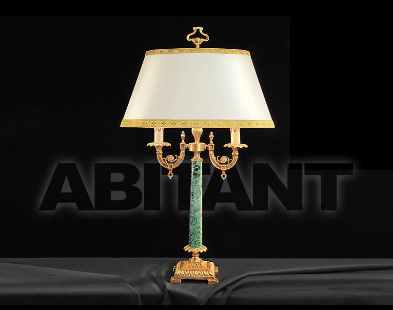 Купить Лампа настольная Due Effe lampadari Lumi Luigi XVI 2