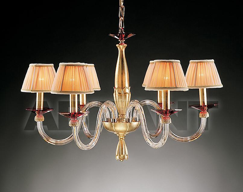 Купить Люстра Due Effe lampadari Lampadari ANDROMEDA 6/L CON PARALUME