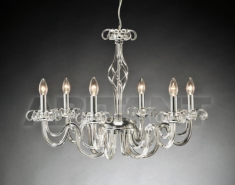 Купить Люстра Due Effe lampadari Lampadari DORA 6/L CROMO
