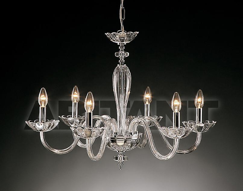 Купить Люстра Due Effe lampadari Lampadari ROSITA 6/L CROMO