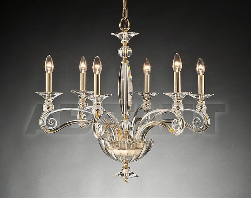 Купить Люстра Due Effe lampadari Lampadari VANESSA 6/L ORO