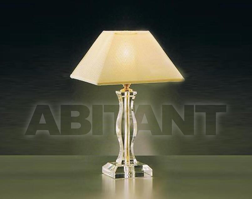 Купить Лампа настольная Due Effe lampadari Lumi LUMETTO SINUOSA
