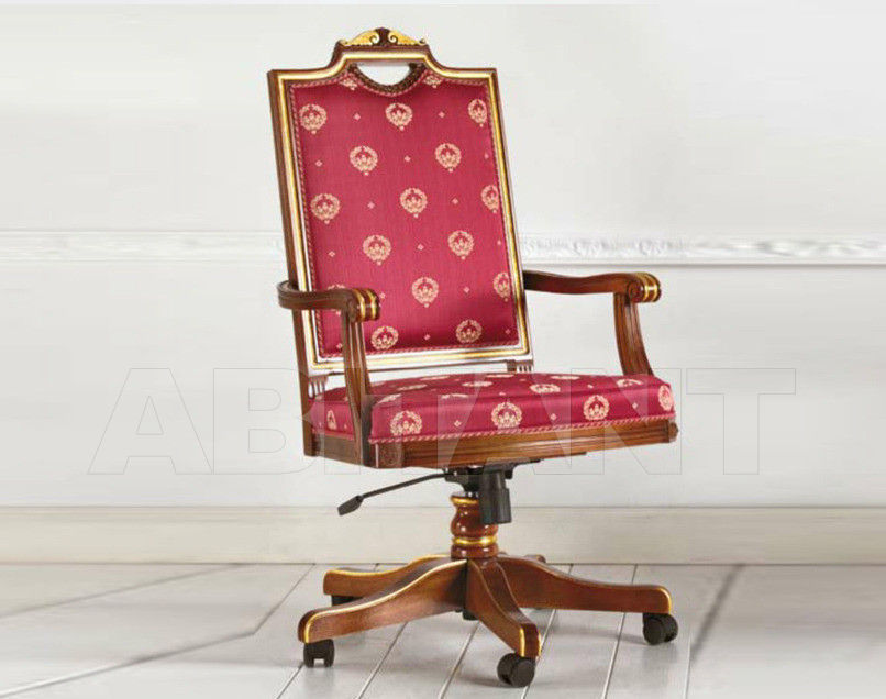 Купить Кресло для кабинета Stile Elisa Neoclassico 2222