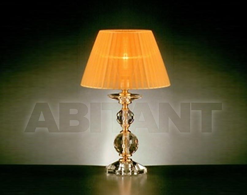 Купить Лампа настольная Due Effe lampadari Lumi LUMETTO ELENA ORO