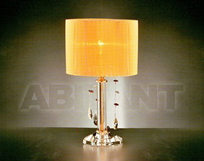 Купить Лампа настольная Due Effe lampadari Lumi LUMETTO LIDIA ORO