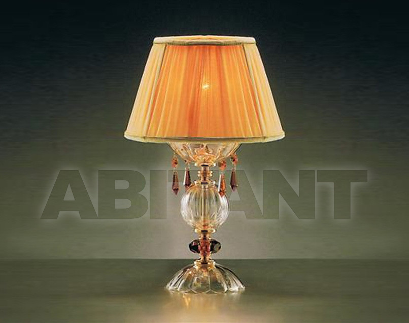 Купить Лампа настольная Due Effe lampadari Lumi LUMETTO ROSSELLA