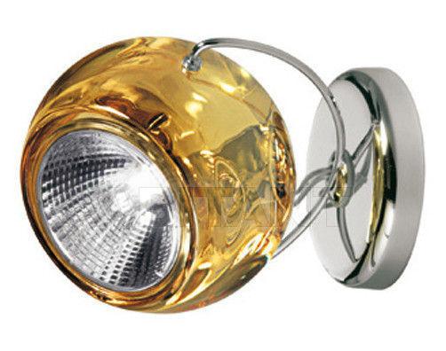 Купить Светильник настенный Beluga Colour Fabbian Catalogo Generale D57 G13 04