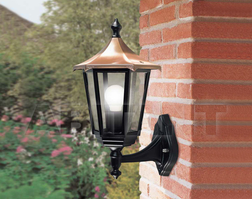 Купить Фасадный светильник RM Moretti  Esterni 510A.1