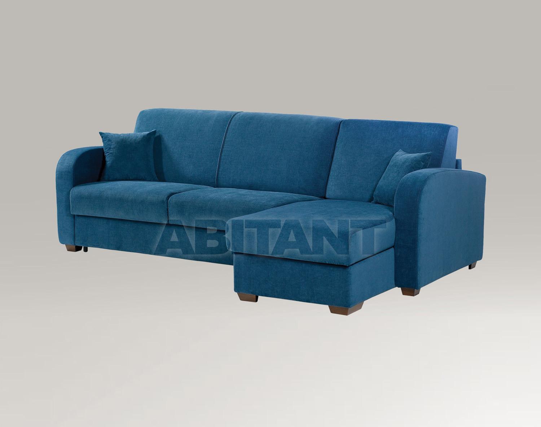 Купить Диван Trading Sofas s.r.l. by G.M. Italia Divani Imbottiti Eric Penisola 671+763 2