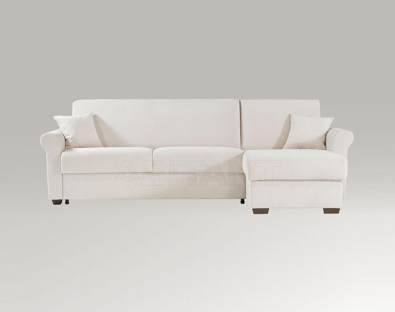 Купить Диван Trading Sofas s.r.l. by G.M. Italia Divani Imbottiti Sirio Penisola 685+678