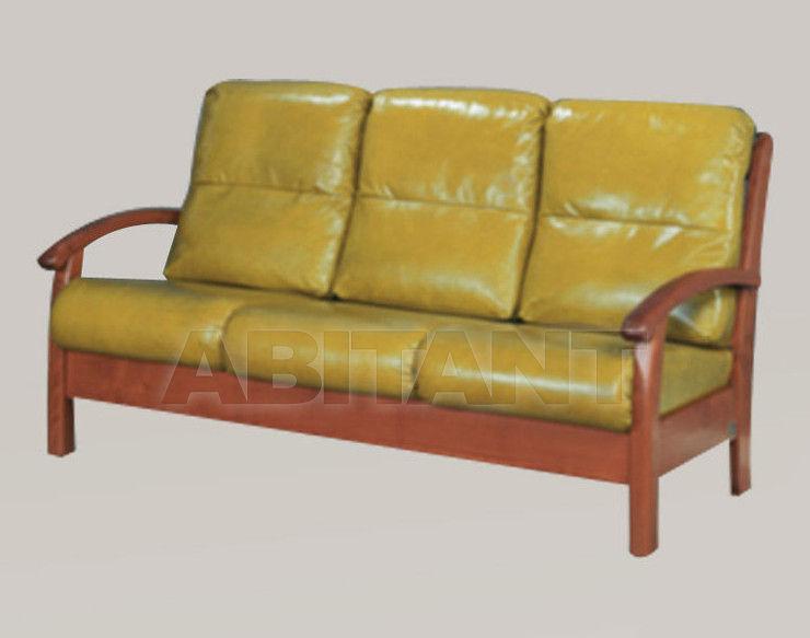Купить Диван Trading Sofas s.r.l. by G.M. Italia Divani Rustici Neapolis 801