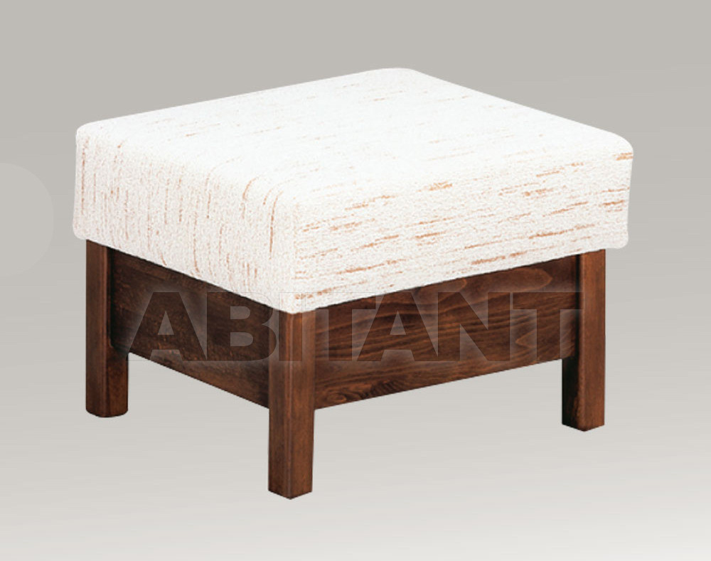 Купить Пуф Trading Sofas s.r.l. by G.M. Italia Divani Rustici Neapolis Pouf 195