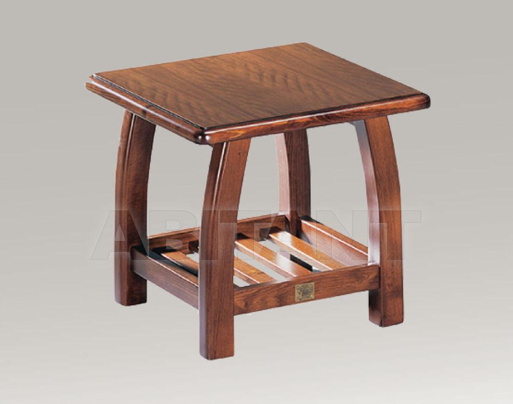 Купить Столик журнальный Trading Sofas s.r.l. by G.M. Italia Divani Rustici Neapolis Tavolino 816