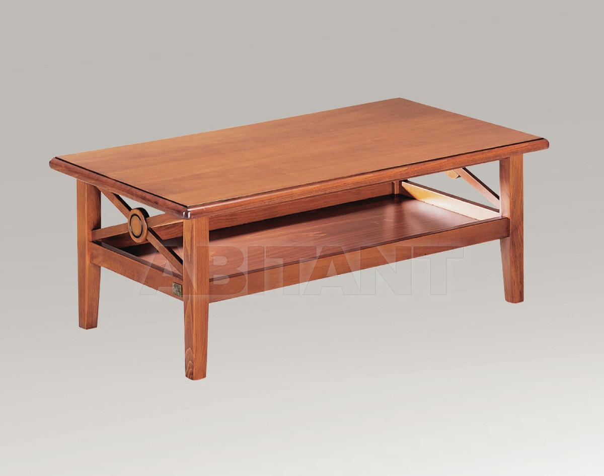 Купить Столик журнальный Trading Sofas s.r.l. by G.M. Italia Divani Rustici Saint Tropez Tavolino 947
