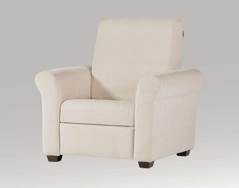 Купить Кресло Trading Sofas s.r.l. by G.M. Italia Poltrone Berlino Relax 220