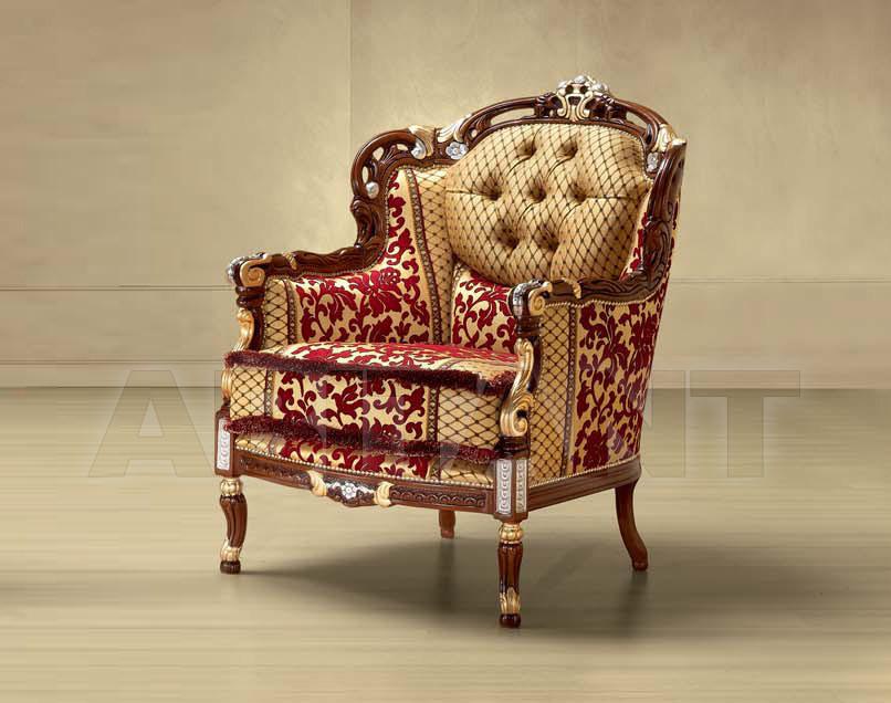 Купить Кресло Morello Gianpaolo Red 120/RK POLTRONA