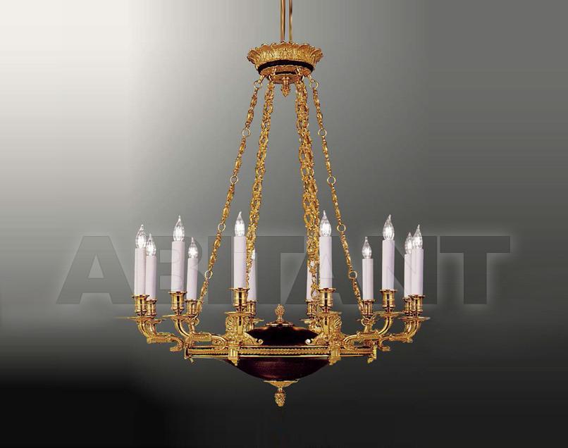 Купить Люстра ACF Arte Illuminazione ST005/12P