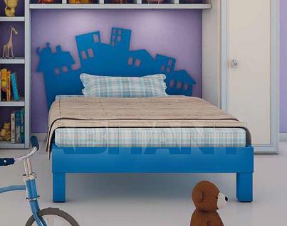 Купить Кровать детская BL Mobili I Colori Dei Sogni 1231