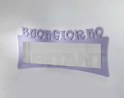 Купить Зеркало настенное BL Mobili I Colori Dei Sogni 1230