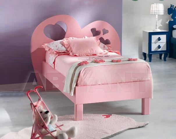 Купить Кровать детская BL Mobili I Colori Dei Sogni 1227