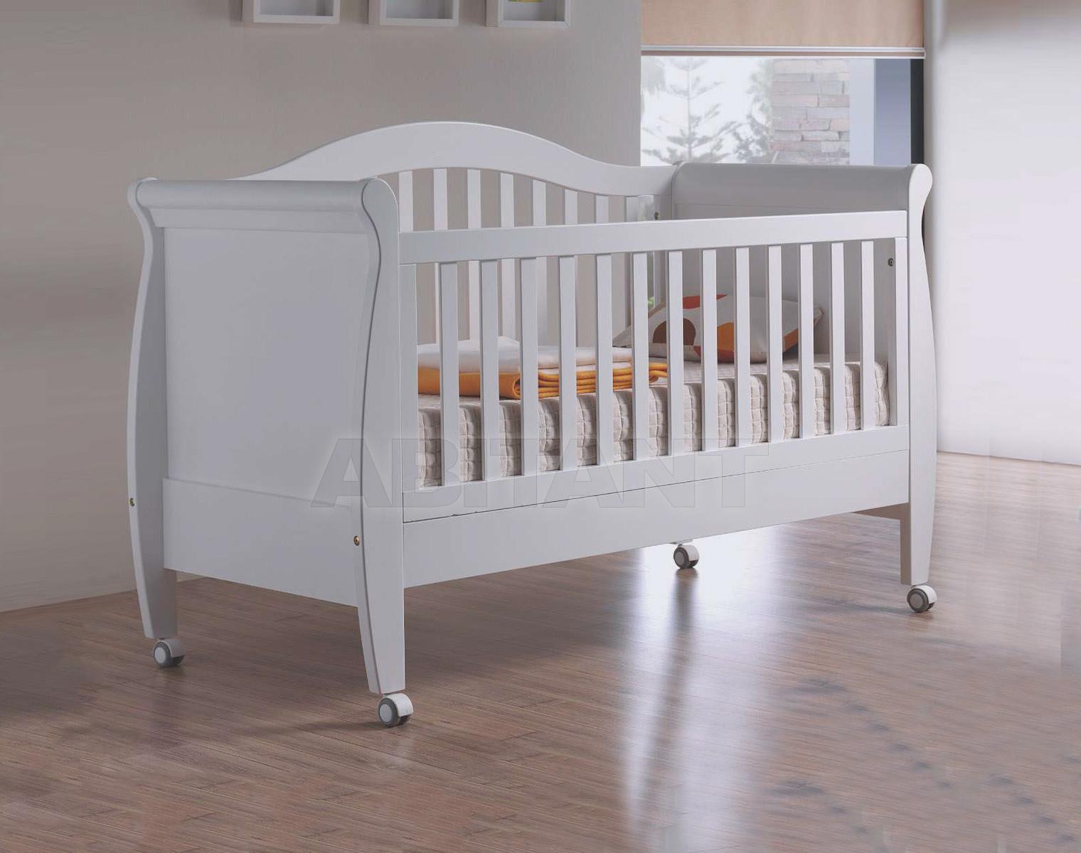 Купить Кроватка Luis Felipe Artemader Col Fantasia 840.001