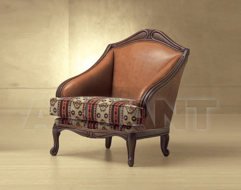 Купить Кресло Kenzia Morello Gianpaolo Red 630/K POLTRONA KENZIA
