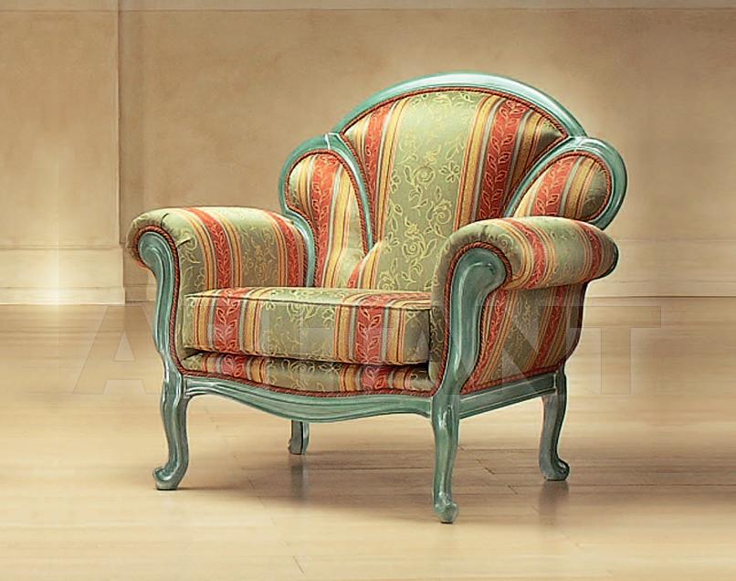 Купить Кресло Londra Morello Gianpaolo Red 119/K POLTRONA LONDRA