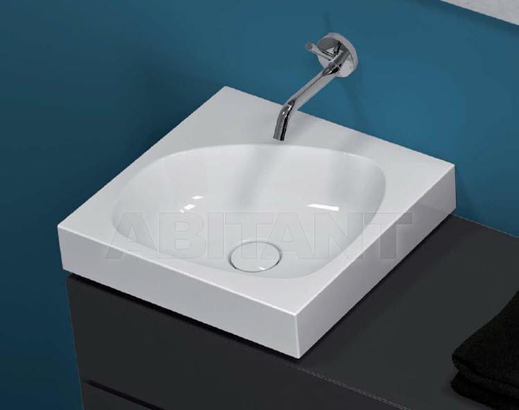 Купить Раковина накладная Vitruvit Basins/drop DROLAA40
