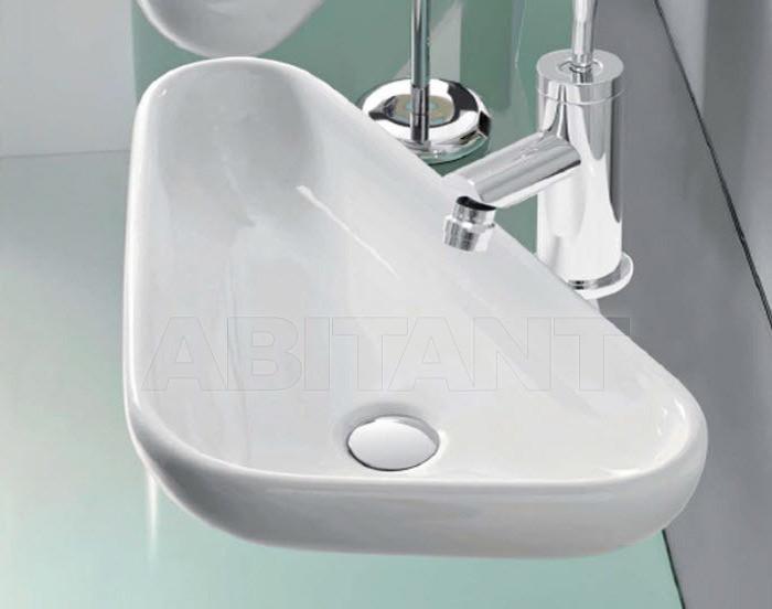 Купить Раковина накладная Vitruvit Basins/scalene SCALAA