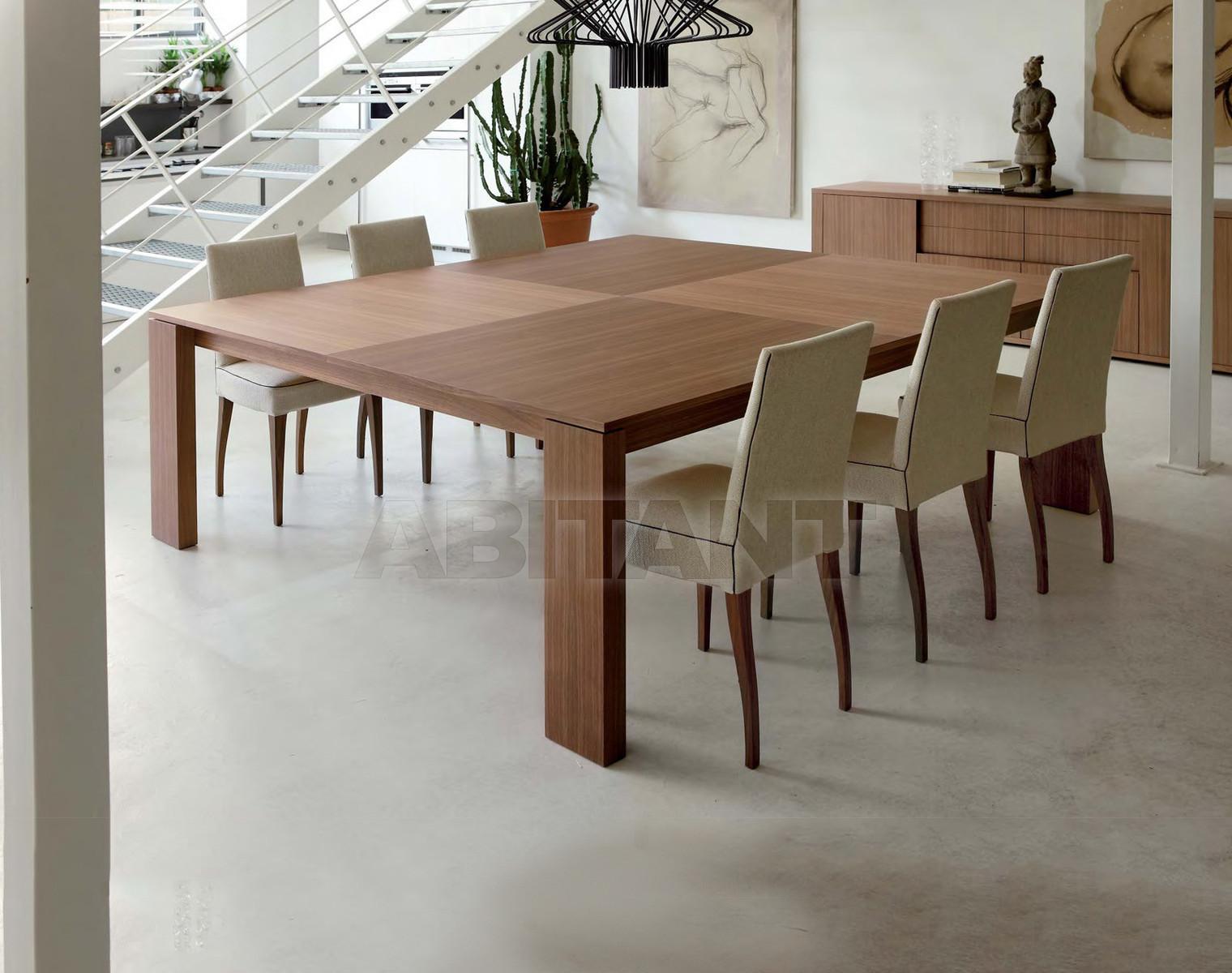 Купить Стол обеденный Porada New Work Kevin Quadrato 200