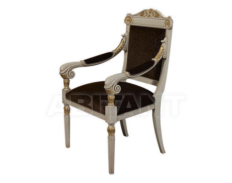 Купить Стул с подлокотниками Soher  Classic Furniture 4139 DC-MARFI